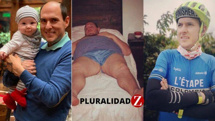 Andrés Para está lleno de fracasos y éxitos en su vida personal y profesional como actor.