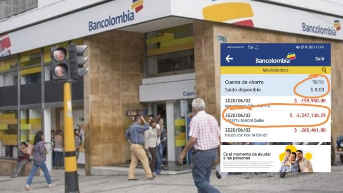 Bancolombia quejas