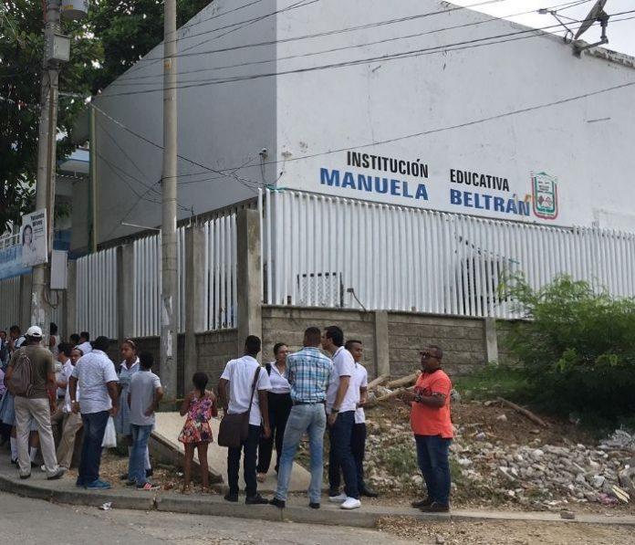 colegio en cartagena de indias colombia