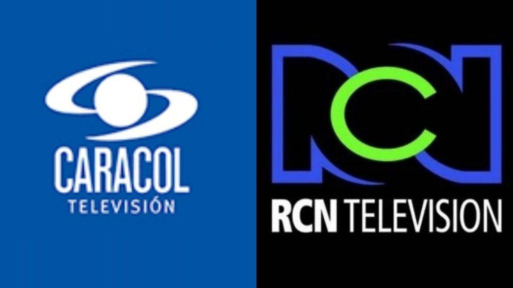 CN Televisión y Caracol Televisión.