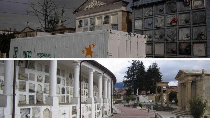 Bogotá presenta altísima ocupación en sus contenedores.