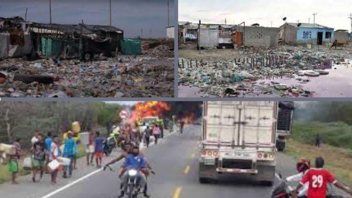 Así vive Tasajera: el pueblo olvidado por el Estado colombiando ante la tragedia que vive en la actualidad.