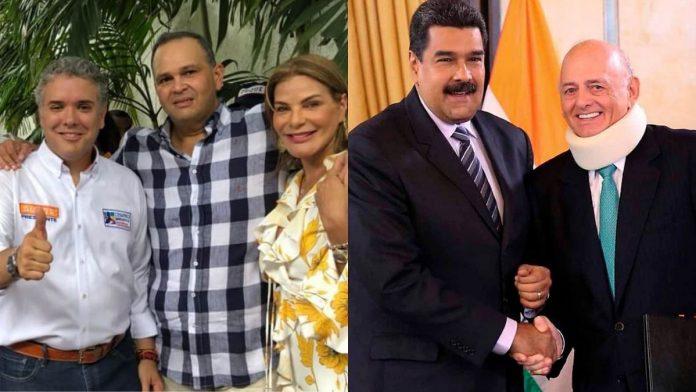 Iván Duque dineros de venezolano