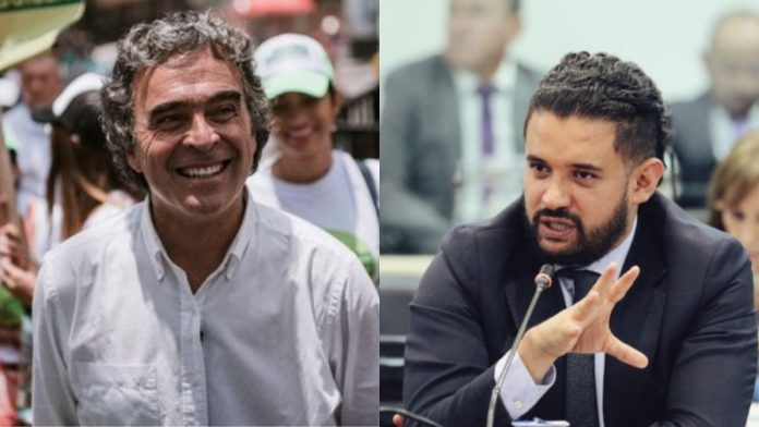Sergio Fajardo Inti Asprilla
