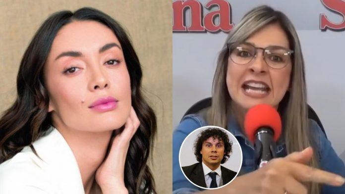 Carolina Guerra arremetió contra la periodista Vicky Dávila
