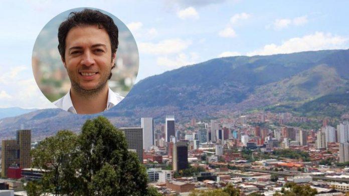 Daniel Quintero Calle ¿Se unió con el uribismo en Medellín?