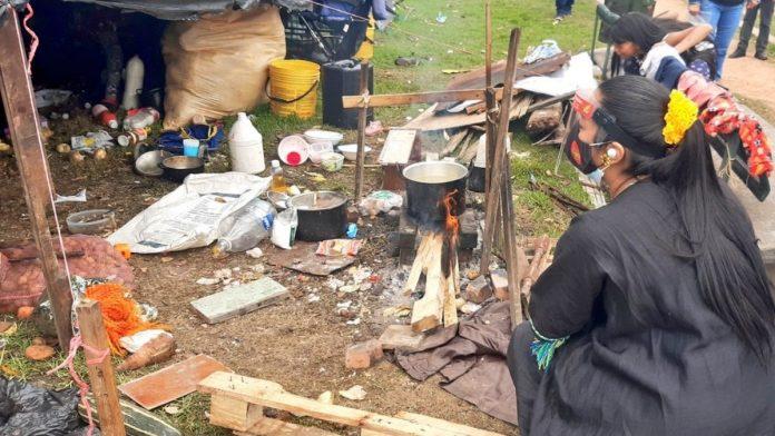 El incumplimiento de la alcaldesa Claudia López a los indígenas Emberas