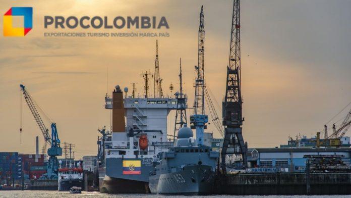 COlombia exporta