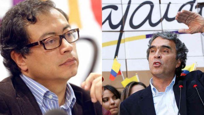 Gustavo Petro Sergio Fajardo