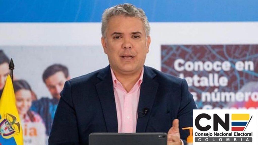 Iván Duque CNC Duque