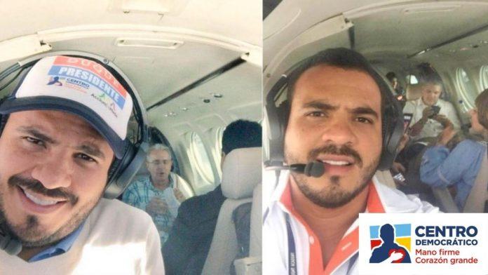 El piloto de Duque