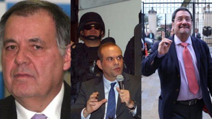 `Pacho´ Santos es el encargado de extraditar a Mancuso de EE.UU. y figura como cómplice suyo, con Alejandro Ordóñez, en la creación de escuadrones de la muerte