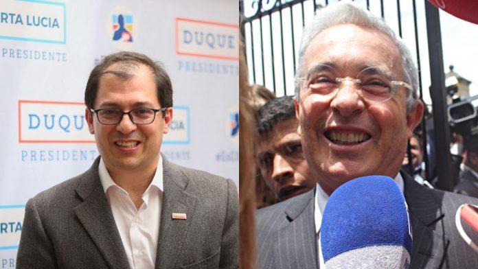 Uribe se siente tranquilo con la Fiscalía de su amigo Francisco Barbosa