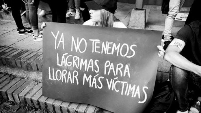 asesinatos en Colombia jóvenes