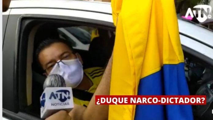 narcodictadura Colombia