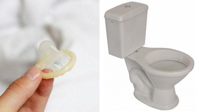 Acueducto de Bogotá pide más cultura ciudadana y no tirar condones a los inodoros