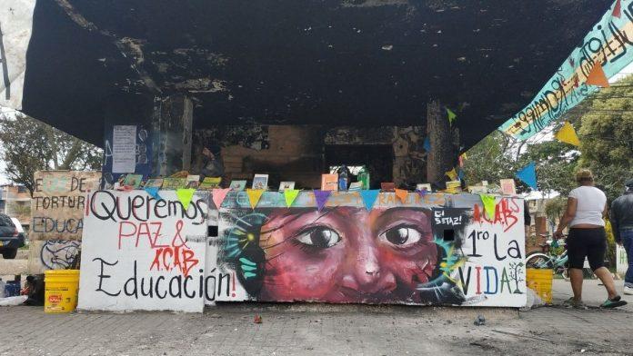 Transforman CAI vandalizado en 'centro cultural y biblioteca popular', homenaje a víctima de la Policía