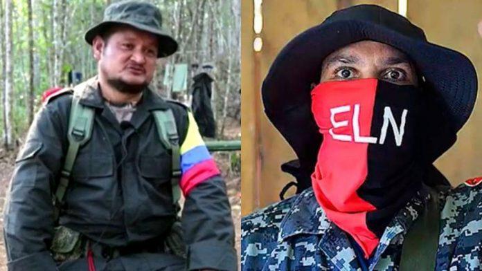 Colombianos en Twitter ponen en duda la identidad de Alias Uriel del ELN