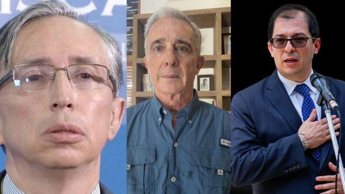 El fiscal Gabriel Jaimes, exmano derecha de Ordóñez llevará el caso de Uribe