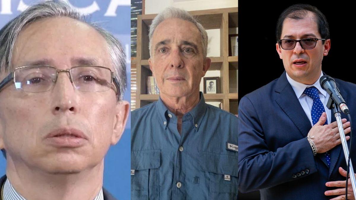 El fiscal Gabriel Jaimes, el amigo de Ordóñez que llevará el caso de Uribe