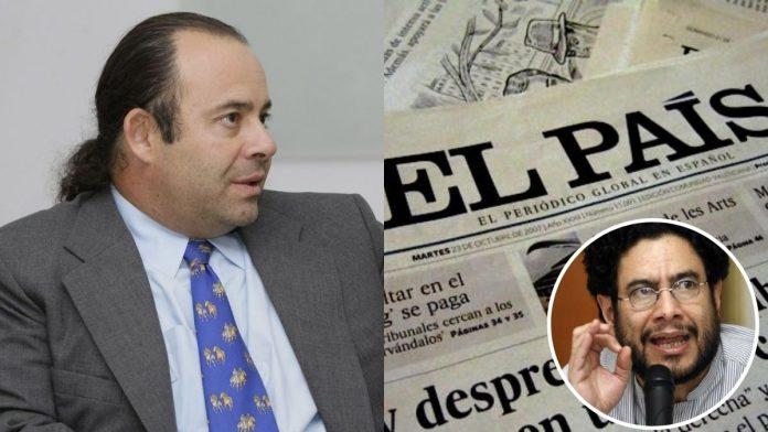 Gerente de campaña de Duque critica a Diario El País por entrevistar a Iván Cepeda