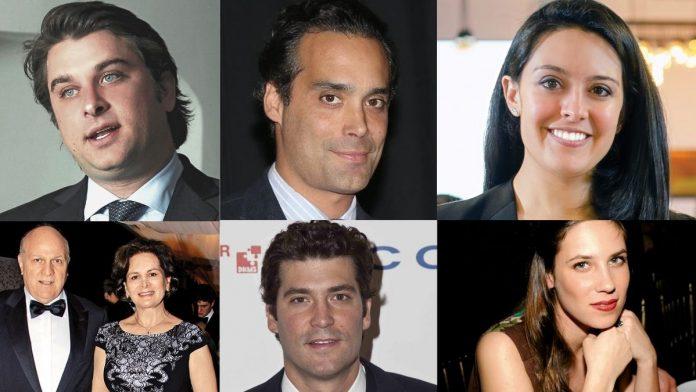 Herederos de los ultramillonarios colombianos no viven en Colombia, sino entre la realeza y los lujos en el exterior