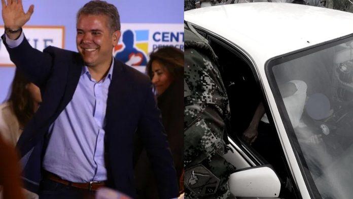 Iván Duque es criticado por no líderar justicia contra Juliana Giraldo.
