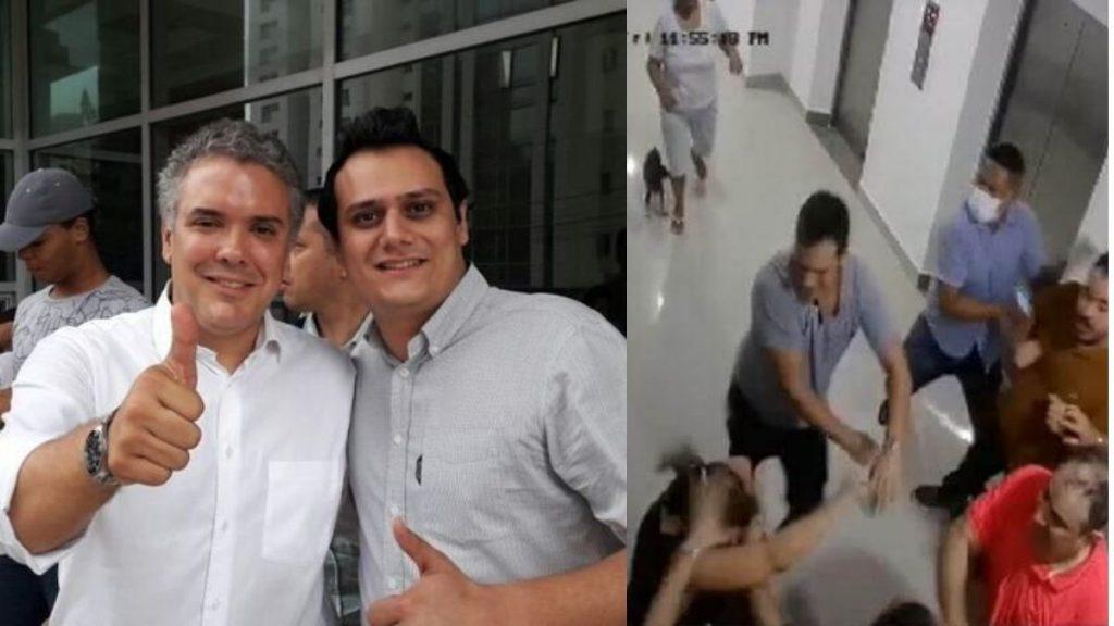 Jalim Rebaje García Barranquilla