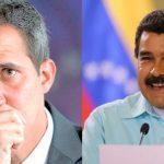 Juan Guaidó Nicolás Maduro
