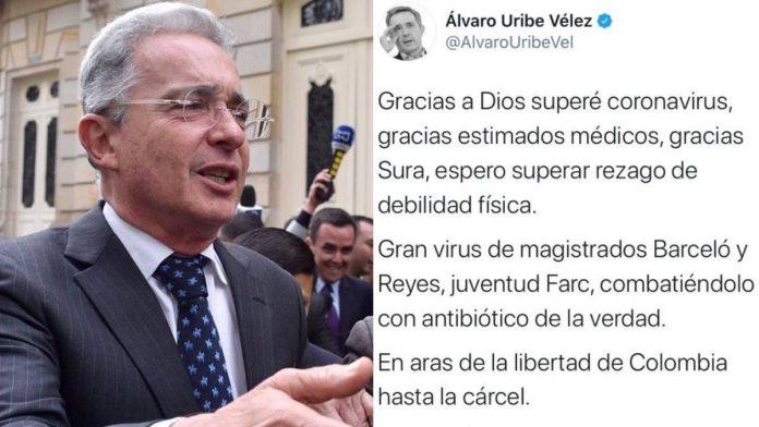 uventud FARC Álvaro Uribe Vélez