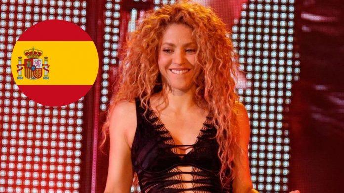 Los impuestos de Shakira en España.