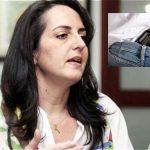 María Fernanda Cabal defiende el porte de armas en Colombia
