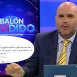 Marocco no gusta como comentarista de ESPN para los partidos del Everton donde milita James Rodríguez