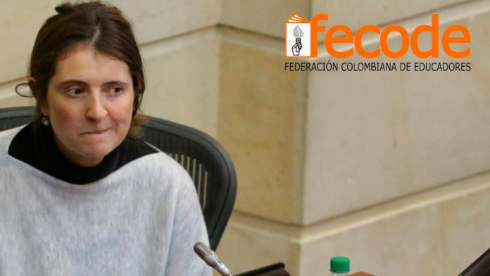 Paloma Valencia Fecode