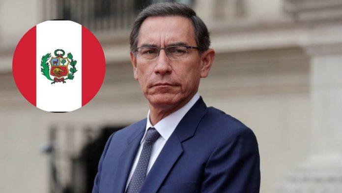 Posible destitución en Perú de Martín Vizcarra.