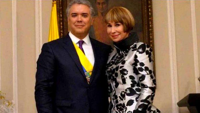 Renuncia de Alicia Arango Ministra del Interior