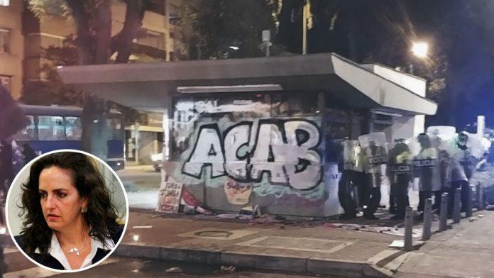 Significado de ACAB en las protestas de Colombia