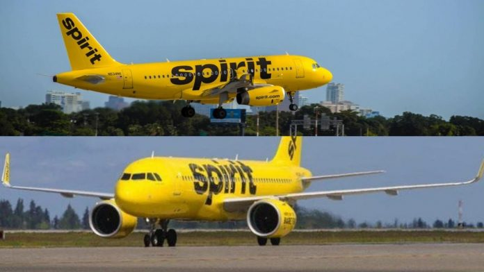 Spirit, la nueva aerolinea que llega a Colombia