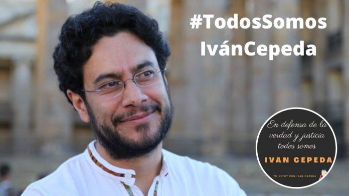 Tendencia en Twitter pidiendo protección para Iván Cepeda