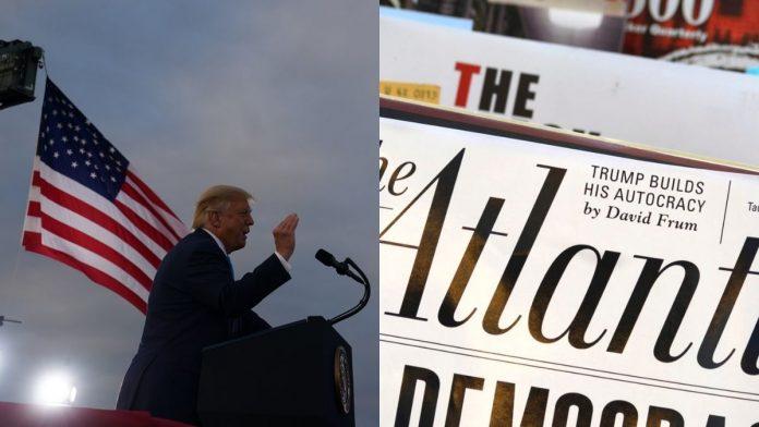 Trump llama perdedores a estadounidenses.