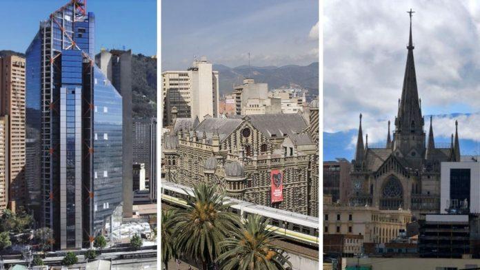 ciudades modernas de Colombia