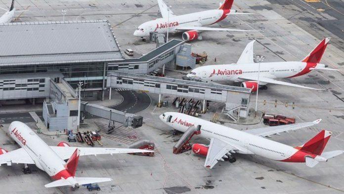 vuelos internacionales colombia el dorado