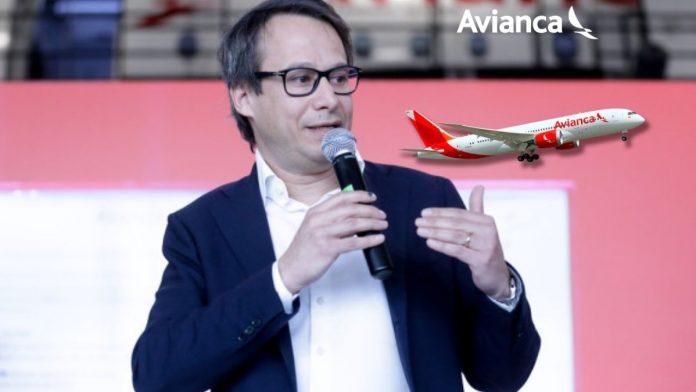 Adrián Neuhauser Avianca