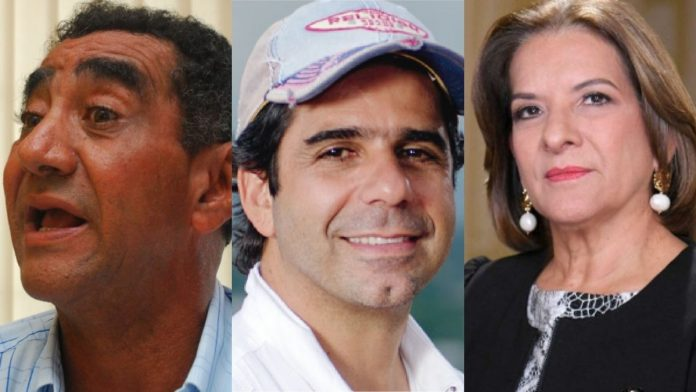 Álex Char y Margarita Cabello, en líos por tráfico de coimas en Barranquilla
