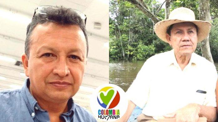 Asesinan dos líderes de la Colombia Humana