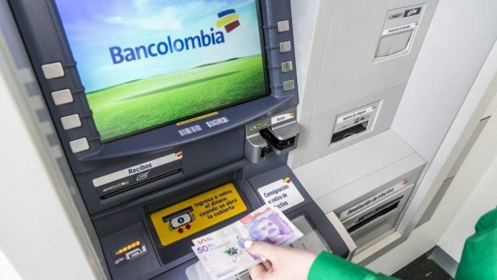 Cajero Bancolombia