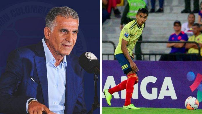 Nuevos convocados de selección Colombia por Carlos Queiroz por eliminatorias Catar 2022 ante Venezuela y Chile