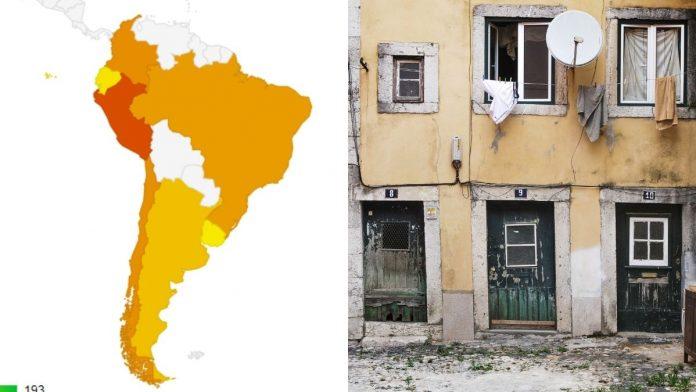 Colombia es el país con peor calidad de vida y trabajo
