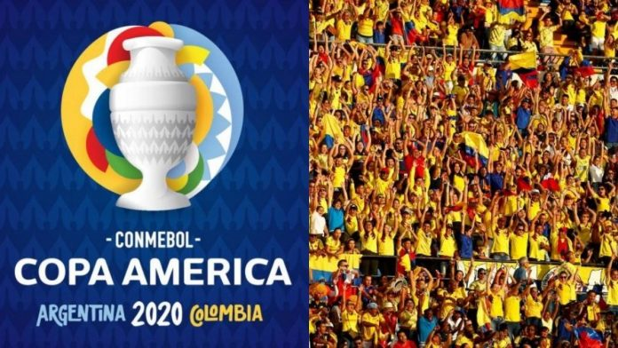Conmebol anuncia que Copa América se hará a puerta abierta