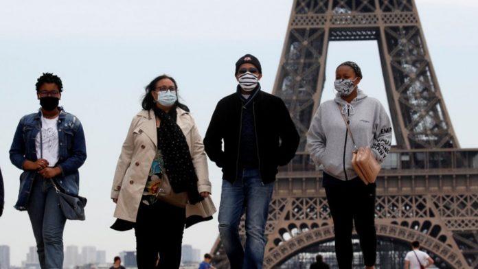 Coronavirus Francia Europa